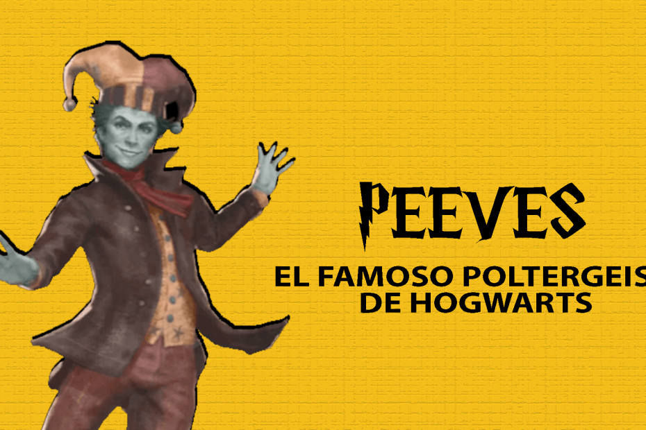 peeves harry potter hogwarts